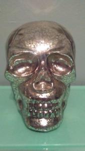 Chrome Skull Art