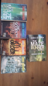 The Maze Runner series : the complete collection
