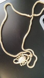 chain with scorpion 2300$ weights 10k  65grams brand new