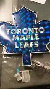 Toronto maple leaf Christmas light