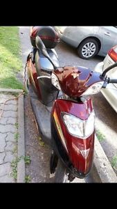 Scooter for sale.