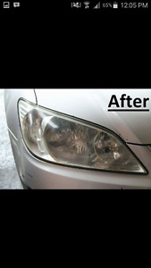 Detailing services