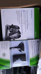 Xbox one controller charge kit & Xbox 360 plug n charge kit