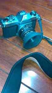 ensemble caméra 35 mm pentax k-1000