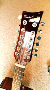 Mint 12 string guitar, solid wood - price reduced !!! Kitchener / Waterloo Kitchener Area image 3