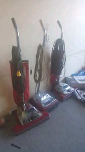 3 commercial vacuum for sale