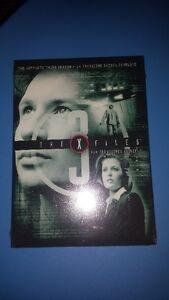 DVD - X-Files Saison 3 (NEUF)