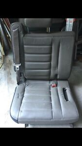 Hummer H2 folding seat