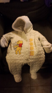 Infant snowsuit 6 months