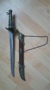 Mini sword (decoration)
