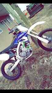 2010 yz450f fresh top end
