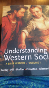 Understanding western society