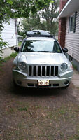 2008 Jeep Compass SUV, Crossover $4500 OBO