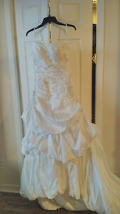 Superbe robe mariée