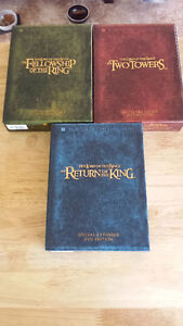*New Price* Lord of the Rings Extended Edition DVD Box Set