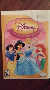 Wii Disney Princess: Enchanted Journey game