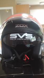 Motorcycle helmet new