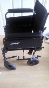 Airgo wheelchair