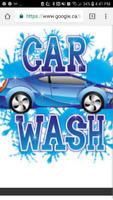 Washing cars nice days Saint John