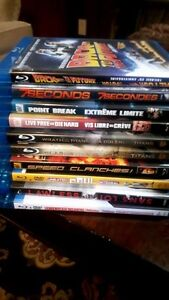 Blu Ray Lot For Sale Cambridge Kitchener Area image 1
