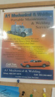 Auto and heavy duty mechanic for hire