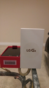 """LG G4 """"BRAND NEW""""  perfect condition"""