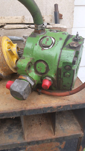 JOHN DEERE HYD PUMP call with you model ,others pumps available