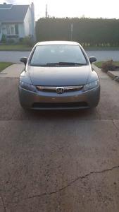 Honda Civic 2007 Manuel