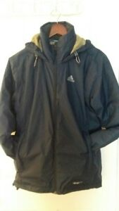 Manteau hiver Adidas homme small petit