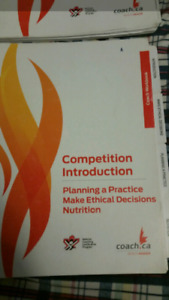 Competition Introduction-National Coaching Certification Program
