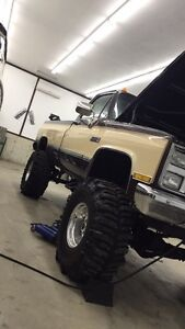Looking for square body Chevy
