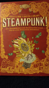 Steampunk Short Sories Hardcover