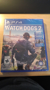 Watch Dogs 2 PS4 - $60