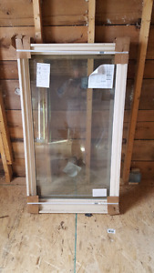 Norwood Wood Framed Fixed Window