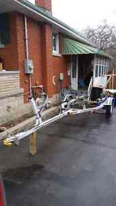 Lil Rider boat trailer (will fit 10-18ft boat)