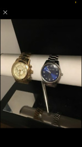2 MICHAEL KORS WATCHES