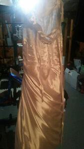 Sexy corset wedding dress London Ontario image 2