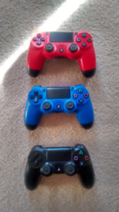 Ps4 controllers (adult owned)