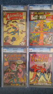 Graded Comics For Sale