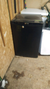Black Mini Fridge