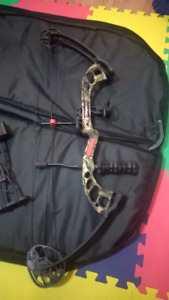 Pse stinger composite bow For lefties STRONG draw