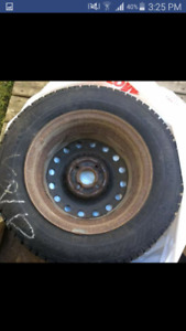4 pneus d'hiver Gislaved Nord frost 100, 175/70 R14