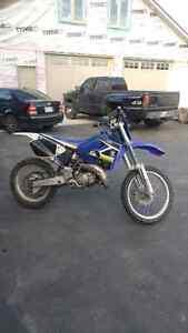 Dirt bike yz 125cc