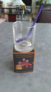 Crown Royal - Limited Edition Glass and Stir Stick