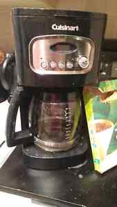 Cuisnart 12 cup programmable coffee maker