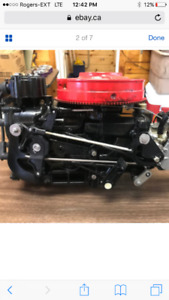 Looking for power head for 25 hp mercury