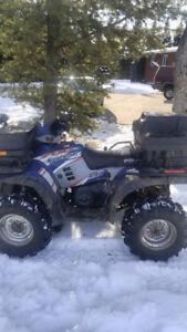 2004 Polaris 700 ATV Sports Men