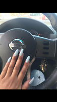 Pose d'ongles shellac