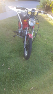 2006 honda ct110 postie Brookwater Ipswich City Preview