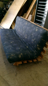 Futons Wood Or A Couch Futon In Halifax Kijiji
